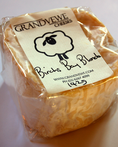 birchs bay blonde