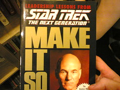 Leadership Lessons from Star Trek TNG