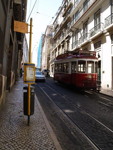 Lisboa - Rua Victor Cordon