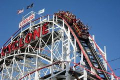 NYC - Brooklyn - Coney Island - The Cyclone