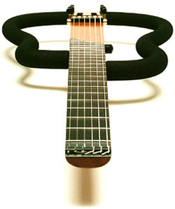 Guitarra desmontable