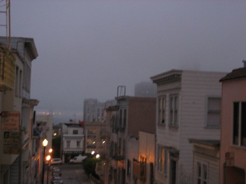 September, Russian Hill