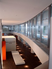 Amsterdam (Rick van Hemert) Tags: city windows netherlands glass dutch amsterdam vanishingpoint interieur nederland rick center bibliotheek centrum 2007 newlibrary nieuw oba oosterdok libslibs librariesandlibrarians rickll 070707 architectjocoenen wwwjocoenennl