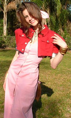 Aerith (Ms.Mars) Tags: cosplay final fantasy vii ff7 gainsborough aeris ffvii aerith