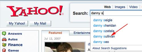 Yahoo com serch