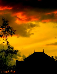 Good night! (Emilofero) Tags: sunset sky color colour night contrast europe bulgaria  plovdiv bulgarie bulgarien    supershot   anawesomeshot