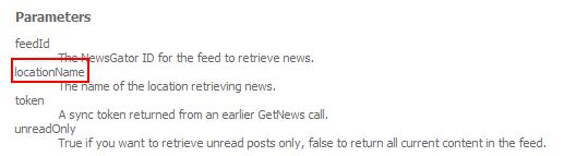NewsGator API Sucks
