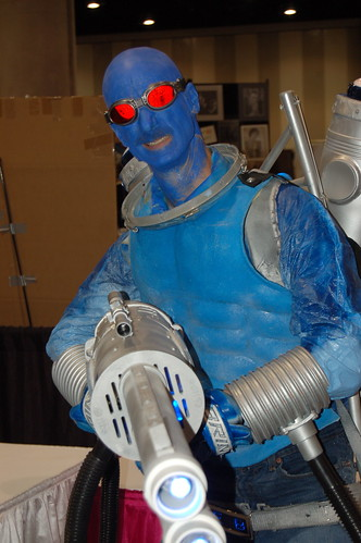 Comic Con 2007: Mr Freeze