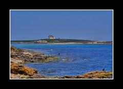 Sicilia -  Porto Palo, isola di Capo Passero (Lonelywolphoto / Dan Enrietti) Tags: sea italy beach europa europe italia mare sicily spiaggia hdr sicilia italians capopassero sonyalphadslr
