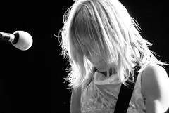 Kim Gordon (Sonic Youth) - by djenvert