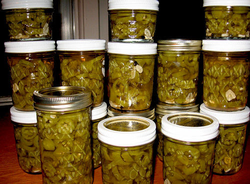 Pickled Jalapenos