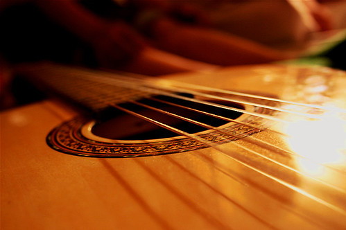 Guitarra por Surizar.