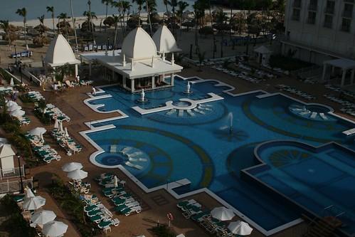 Piscina Riu Palace Aruba