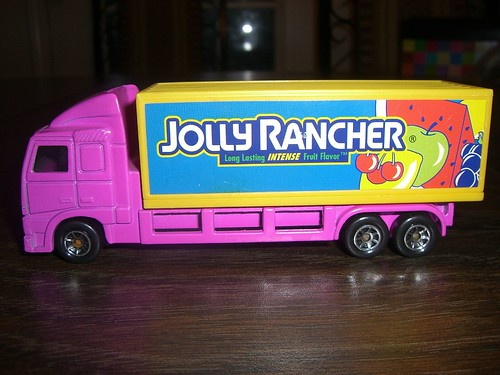 Jolly Rancher Truck
