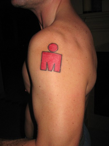 The real reason to get a tattoo, especially an m-dot tattoo, is because the