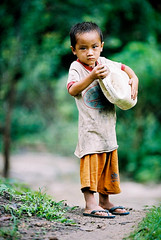 Indigenous Peoples of Thailand (Darren Segal) Tags: boy thailand indigenous hilltribe