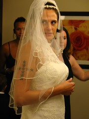 beautiful bride (Oreo Queen) Tags: wedding bride cinder joeandcinderswedding