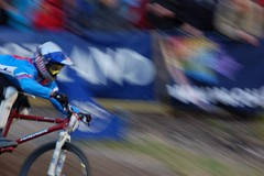 UCIFtBill4X10 (wunnspeed) Tags: scotland europe mountainbike worldcup fortwilliam uci 4x