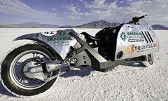 Fastest Diesel Motorcycle