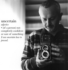 Uncertain (The Dictionary of Image)