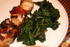 kale dinner
