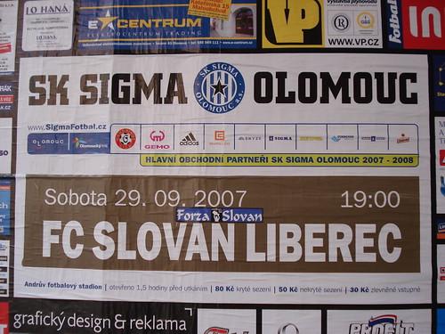 Olomouc vs. Liberec