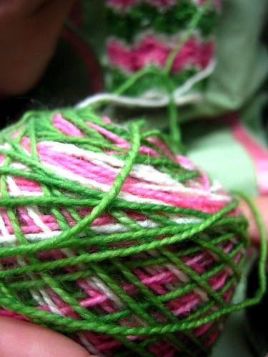 Watermelon Yarn
