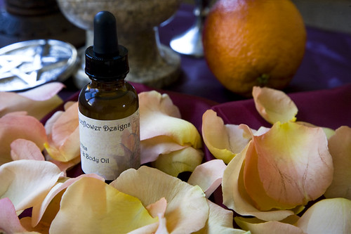 Practical Magic BellaDonna Oil