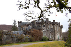 Achnacarry Castle