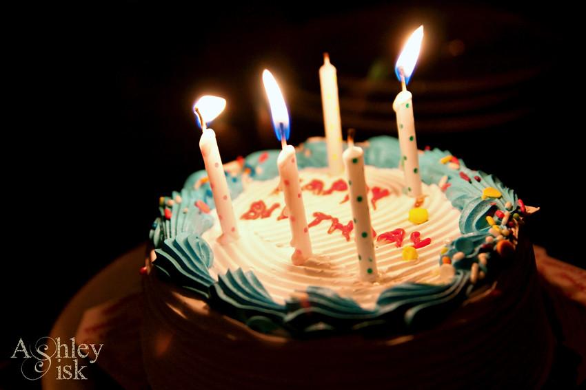 Happy Birthday Cake blog