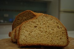Polenta Bread - bread making machine