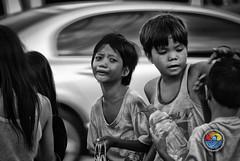 Tahan An (coricks) Tags: poverty street blackandwhite kids photography hope nikon streetphotography monotone reality streetkids qc pinas kabataan buhay d60 kalsada kalye pagasa kahirapan batangkalye coricks