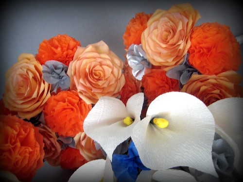 paper flowers 1426