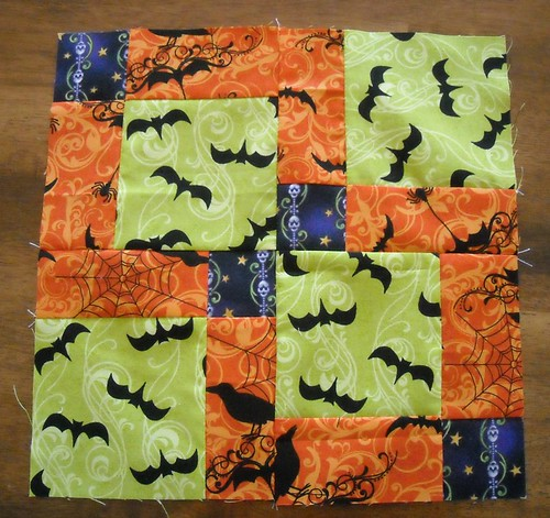 bee block for block swap 2, Oct. 2010