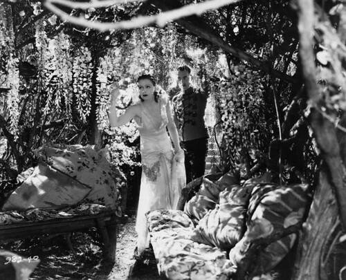 1926 Covered Garden
