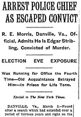 3/2/1911 NYTimes on Danville Police Chief