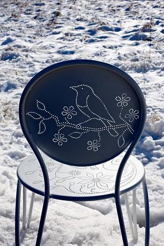 Креативный дизайн - стулья