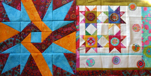 Quilting Journal Round Robin Bee - Krista