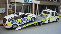 1/43 Essex Police Transport Services Recovery Vehicle (alan215067code3models) Tags: transport police vehicle essex services recovery 143