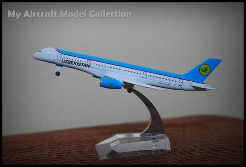 Uzbekistan B757-200