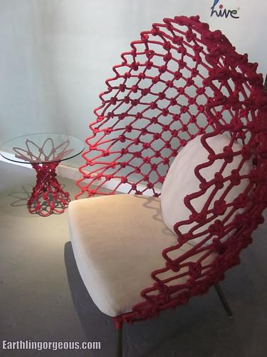 Brad Pitt's chair