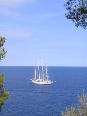 Sailboat (RossM) Tags: monaco theworld