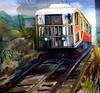 Incline Railway 3D art