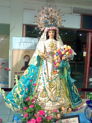 Nuestra Seora de las Flores (JMZ I) Tags: santa heritage beauty lady del de shrine icons catholic maria faith mary philippines religion culture icon exhibit tradition virgen mara con grand marian veritas nuestra seora trono birhen santa santisima maria exhibit santsima maria mara santisima mara santsima marian