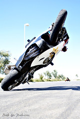 JJ - Circle Wheelies (BeadyEyeProductions) Tags: skills motorcycle sportbike extremesports caughtintheact thrills stunt wheelie stunts stunting stuntrider