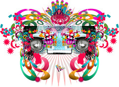 monster she (Povesti) Tags: motion art digital design cool graphics fairytales loreta imaginaryworld iloveart povesti monstershe loretaisac povestideadormitcopiii