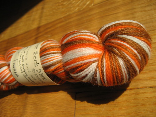 Vesper Sock Yarn in Tandem