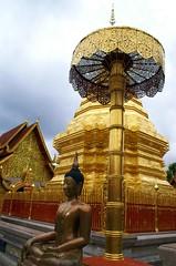 Wat Doi Su Thep, Chiang Mai, Thailand (dbillian) Tags: thailand temple buddha buddhism mai temples su chiangmai wat chiang doisuthep damon thep doi damonbillian billian