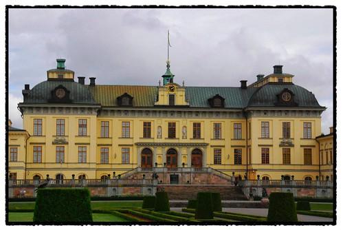 stockholm palace drottningholm