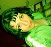green (chrisis) Tags: ego mujer chrisis peliteñida problemasdeautoestima